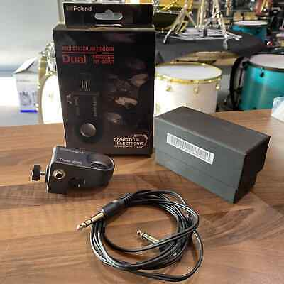 Roland RT-30HR Dual Drum Trigger - Pre-owned • 45£