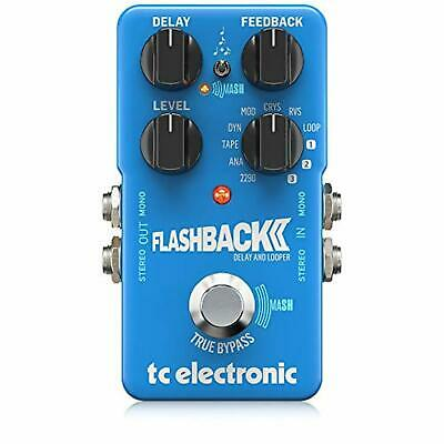 Tc Electronic Flashback 2 Delay With Tracking# New From Japan • 155.70£