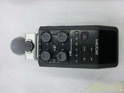 Zoom H6 Six-Track Portable Handy Recorder Kit - MSH-6 Capsule, Shock Mount