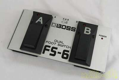 BOSS Other Effector Model Number: FS-6 Premium From Japan • 74.56£