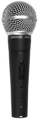 Shure SM58S Dynamic Microphone With Switch • 107.08£