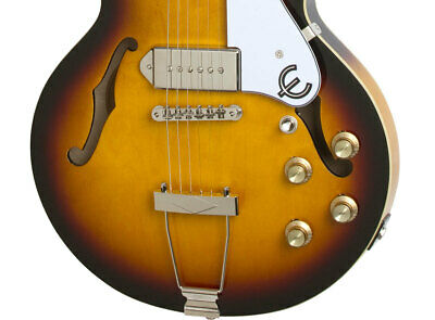 Epiphone By Gibson Casino Coupe Vintage Sunburst Vs Electric Guitar Hollow Body • 617.21£