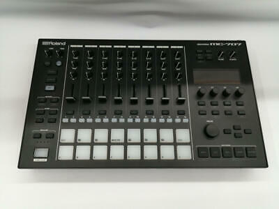 ROLAND Groove Machine groove Box MC-707 From Japan
