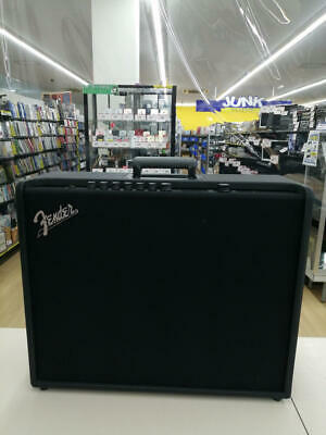 Fender Mustang GT-200 200W 2x12 Guitar Combo Amp color black in Good Condition