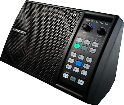 TC HELICON VoiceSolo FX150 All-in-One PA Speaker & Vocal Processor F/S JAPAN