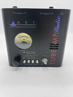 ART Tube mp Studio Mic Preamp w/ out Power Supply.
