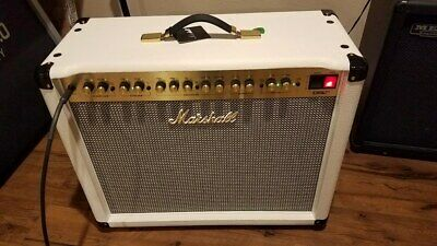 Marshall DSL40CR Special LTD 40W 1x12 Valve Combo, Cream NEW LIMITED EDITION CRD