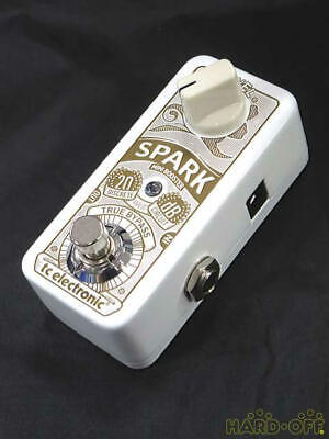 Tc Electronic Spark Mini Booster From Japan Good Condition Tested and Working