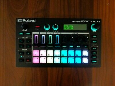 Roland / MC-101 GROOVEBOX AIRA [exc] from japan