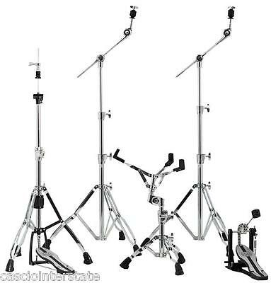 Mapex Mars 600 Hardware Pack W/ P600 Single Bass Drum Pedal Cymbal Stands New • 245.29£