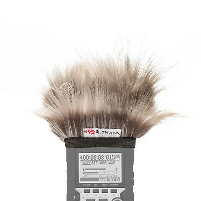 Gutmann Microphone Fur Windscreen Windshield For ZOOM H2n Special Model KOALA • 24.90£