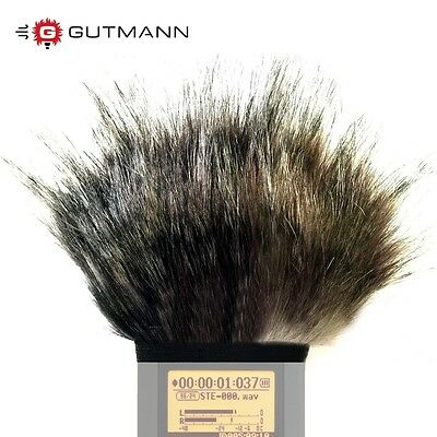 Gutmann Microphone Windscreen, Windshield For ZOOM H4n / H4n Pro Model MERCURY • 23.90£