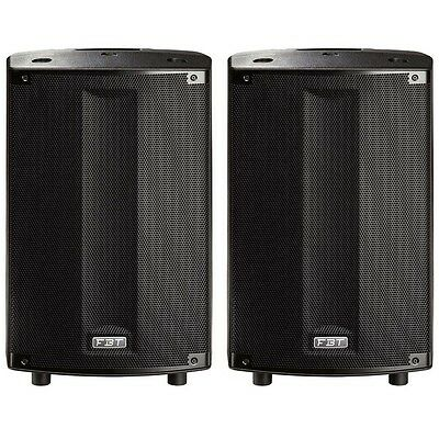 FBT ProMaxx 112a Portable 12  1800W Active Stage Club DJ PA Speakers (Pair) • 1,498£