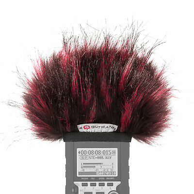 Gutmann Microphone Fur Windscreen Windshield For ZOOM H2n Special Model PHOENIX • 24.90£