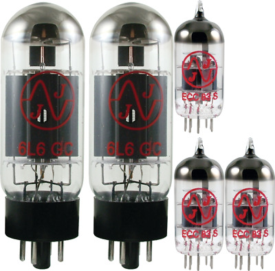 Tube Set - for Fender Blues Deluxe JJ Electronics APEX Matched Power Tubes