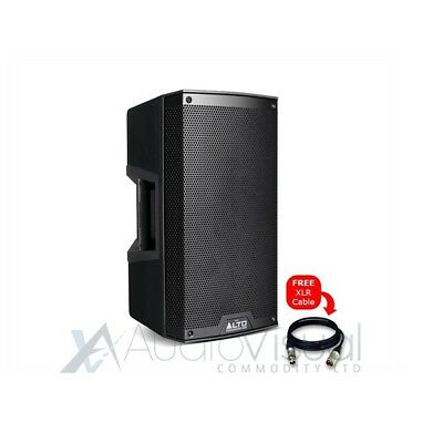 Alto TS310 Active Powered 10  1000W RMS DJ Disco PA Speaker With FREE Cable • 216£