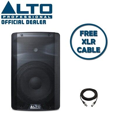Alto TX210 Active 10  150W RMS DJ Disco Club Band PA Speaker With FREE Cable • 122£