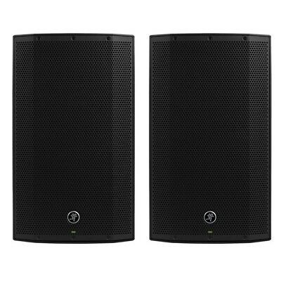 Mackie Thump 15BST 1300W Active 15  Wireless DJ Disco Band PA Speaker (Pair) • 830£
