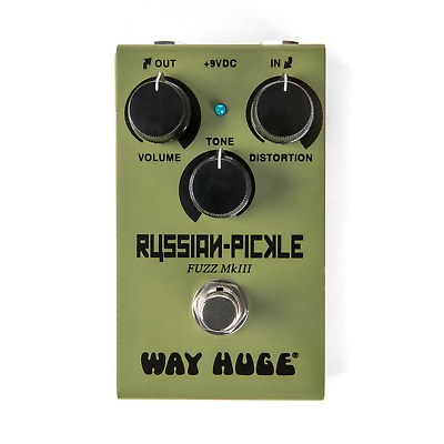 Way Huge Smalls Russian Pickle BRAND NEW, WARRANTY! FREE 2-3 DAY S&H IN THE U.S. • 115£