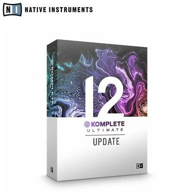 Native Instruments Komplete 12 Ultimate Update From Komplete Ultimate 8-11 • 329£