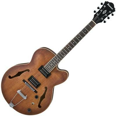 Ibanez Artcore AF55 Hollow-Body Electric Guitar, Tobacco Flat • 255.48£