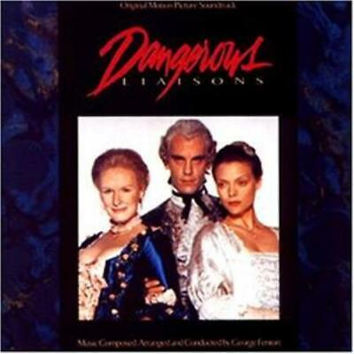 George Fenton : Dangerous Liaisons CD Highly Rated EBay Seller, Great Prices • 2.83£