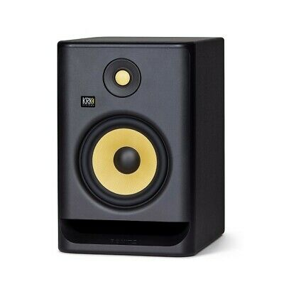 KRK Rokit RP7 G4 Professional Active Powered 7  DJ Studio Monitor Speaker • 199£