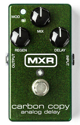 MXR M169 Carbon Copy Analog Delay NEW FROM DEALER! FREE 2-3 DAY S&H IN U.S. • 115£
