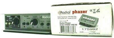 Used Radial Engineering Phazer Phase Adjuster, Very Good Condition W/ Box & P.S. • 217.79£