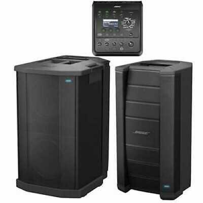 Bose F1 812 Speaker With Dual 10-Inch Sub & T4S ToneMatch Mixer • 2,053.19£