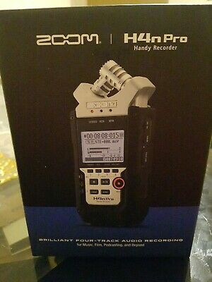 Zoom H4n Pro/UK Handy Recorder • 175£