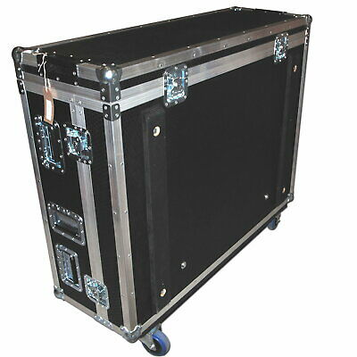 Mixer Flight Case With Dog Box And Castors For Digico S31 • 529£