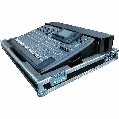 Behringer X32 Mixer Flight Case With Dog Box • 329.99£