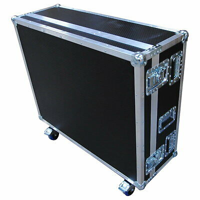 "Behringer X32 Mixer Flight Case With Dog Box And 4"" Castors • 389.99£"