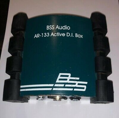 Bss Audio AR - 133 Active D.I Box  • 46.95£