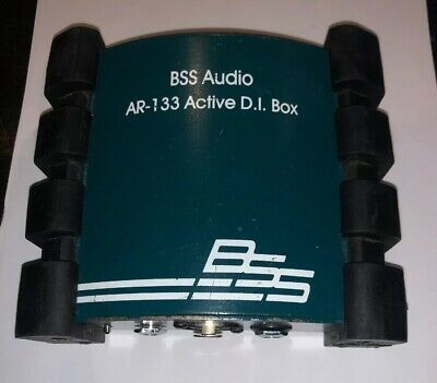 Bss Audio AR - 133 Active D.I Box  • 48.95£