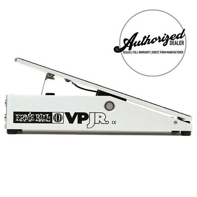 Ernie Ball VP JR 25K Volume Pedal For Active Electronics • 73.14£