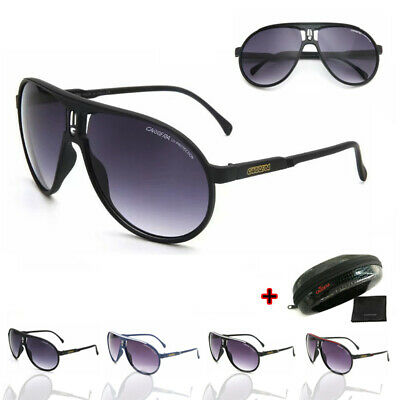 Carrera Sunglasses Ruthenium Pilot Men's Ms Gradient Lens Eye Glasses+Brand Box • 6.99£