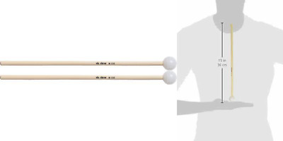 VIC FIRTH XYLO-M133 Orchestral Series Xylophone Mallets • 66.25£