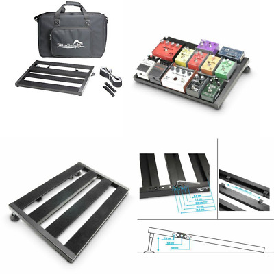Palmer MI PEDALBAY 40-Variables - Pedal Board With Padded Carry Case 45 Cm • 75.34£