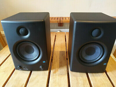 Presonus Eris E4.5 Active Studio Monitor (Pair) With Cables, Pads And Stands • 101£