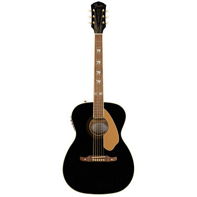 Fender Tim Armstrong Signature Hellcat Acoustic Electric Guitar - Black • 329.14£