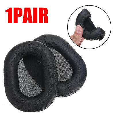 2x Replacement Ear Pads Cushion For Sony MDR7506 MDR-7506 MDR-V6 Headphone UK • 3.39£