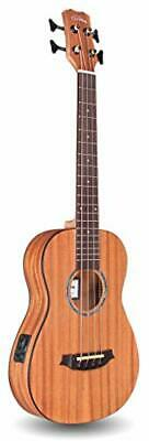 Cordoba Mini II Bass MH-E, Mahogany, Small Body, Acoustic-Electric Bass Guitar • 226.05£