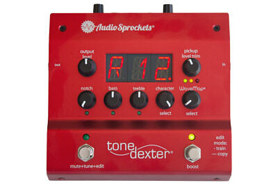 Audio Sprockets ToneDexter Acoustic Instrument Preamp Pedal ~New~ Free US Ship~ • 293.79£