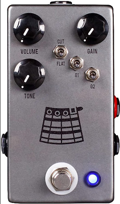 JHS The Kilt V2 Overdrive And Fuzz Guitar Effects Pedal • 300.05£