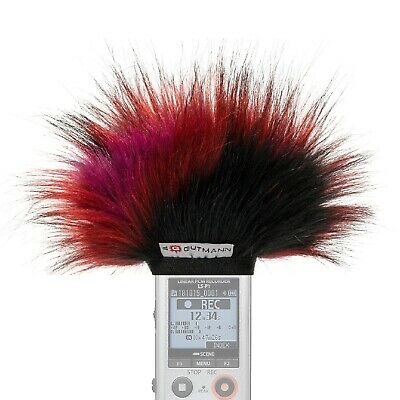 Gutmann Microphone Fur Windscreen For Olympus LS-P1 / LS-P2 / LS-P4 BUTTERFLY • 29.90£