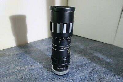 ***TAMRON 95-205mm F/6.3 ZOOM MID-TELEPHOTO LENS | T2 MOUNT FITTING*** • 34.95£