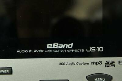 Roland BOSS EBAND JS-10 Audio Player With Guitar Effects Used Good From Japan  • 256.98£