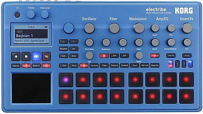 KORG ELECTRIBE2 BL Electribe Music Production Station 100% Genuine Product JAPAN